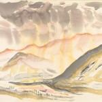 """Май Митурич """"Гималаи"""" 1996"""