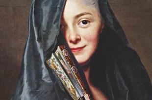 15 июля 1718 года родился Александр Рослин.