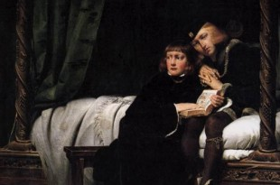17 июля 1797 года родился Поль Деларош.