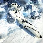 """Студия Захи Хадид, Вена """"Трансформирующийся антарктический научно-исследовательский центр"""""""
