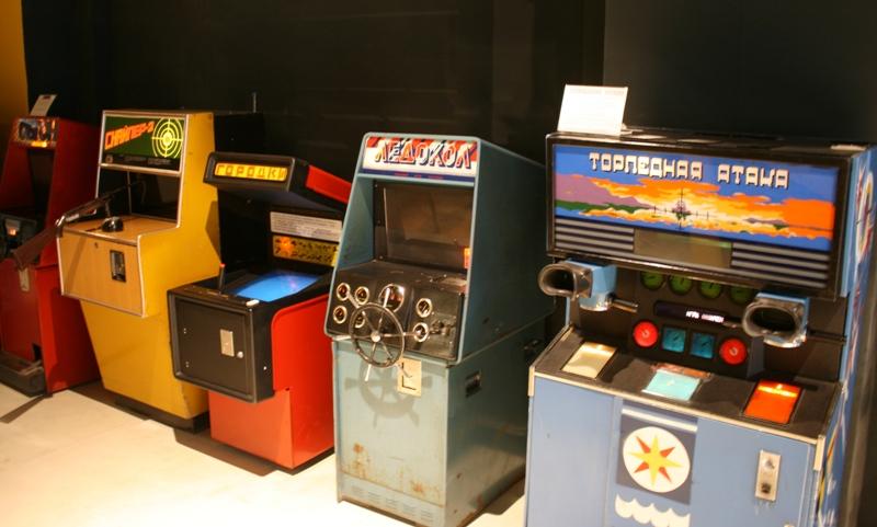 Ретро Игровые Автоматы Купить