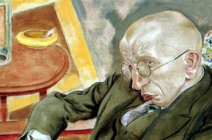 26 июля 1893 года родился Георг Эренфрид Гросс