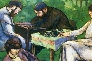 28 июля 1887 года родился Марсель Дюшан