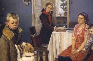28 июля (15 июля по ст.стилю) 1906 года родился Фёдор Павлович Решетников