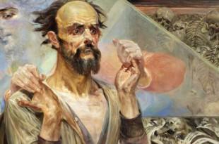 15 июля 1854 года родился Яцек Мальчевский.