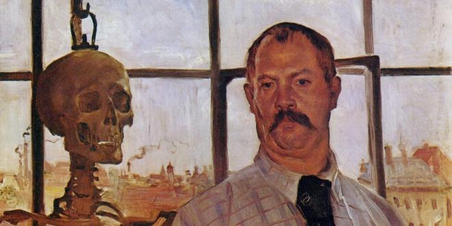 21 июля 1858 года родился Ловис Коринт.