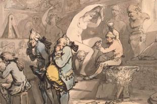 13 июля 1756 года родился Томас Роулендсон.