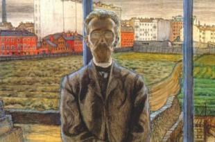 14 августа (2 августа по ст.стилю) 1875 года родился Мстислав Валерианович Добужинский.