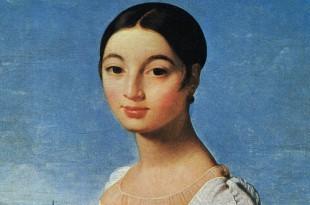 29 августа 1780 года родился Жан Огюст Доминик Энгр.