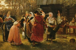 КОРЗУХИН Алексей Иванович – Галерея произведений (48 изображений).