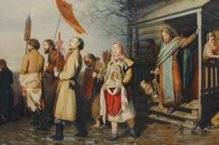 ПЕРОВ Василий Григорьевич – Галерея произведений (135 изображений).