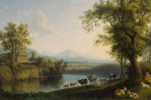 15 сентября 1737 года родился Якоб Филипп Хаккерт.