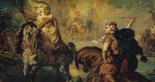 20 сентября 1819 года родился Теодор Шассерио.