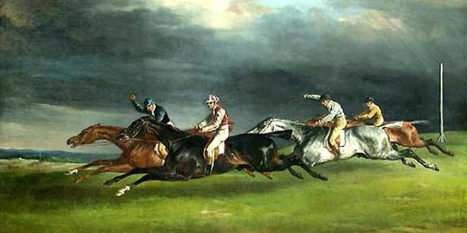 26 сентября 1791 года родился Теодор Жерико.