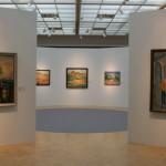 Экспозиция выставки в Третьяковской галерее.