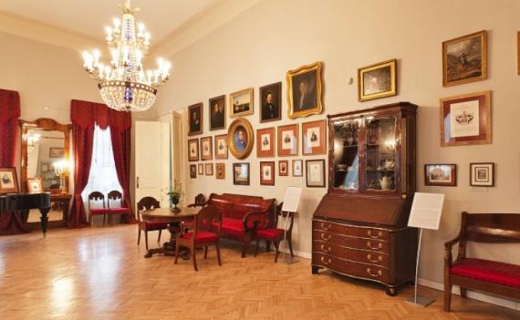 До закрытия на реконструкцию Музея И.С.Тургенева остается несколько дней!