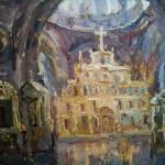 Выставка к Дню города Москва.