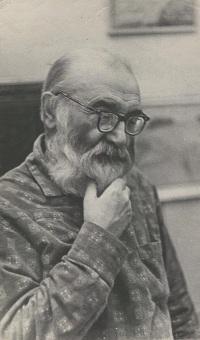 Иосиф Рубанов. Фотография.