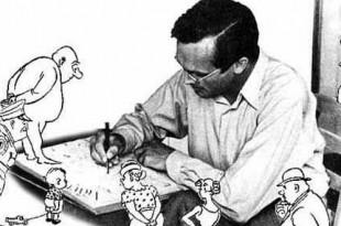 10 сентября 1912 года родился Херлуф Бидструп.