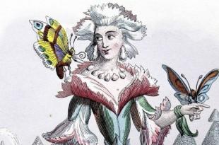 13 сентября 1803 года родился Изидор Гранвиль.
