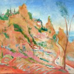 """Павел Кузнецов """"Крым. Кореиз"""" 1925–1926"""
