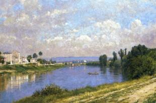 23 октября 1835 года родился Станислас Лепин.