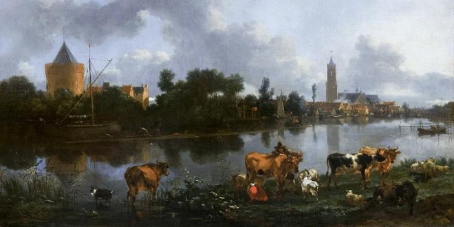 01 октября 1620 года родился Николас Питерс Берхем.