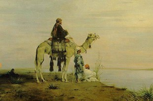 24 октября 1824 года родился Эжен Фромантен.