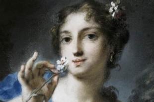 7 октября 1675 года родилась Розальба Каррьера