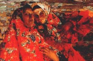 22 октября (10 октября по ст.стилю) 1869 года родился Филипп Андреевич Малявин.