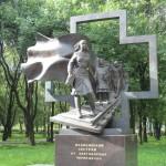 """Александр Рожников """"Памятник медицинским сестрам"""", Череповец 2015"""