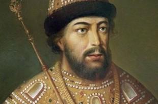 Борис Годунов - от слуги до Государя всея Руси.