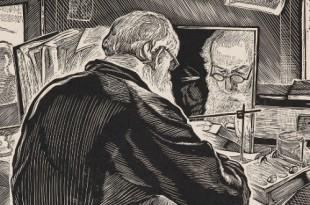 Материалы и техники гравюры. Ксилография.