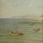 """Николай Дубовской """"Черноморское побережье"""" 1913"""