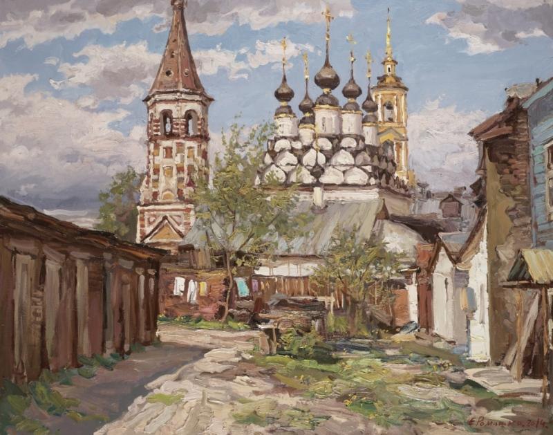 """Евгений Ромашко """"Русский мотив"""" 2014"""