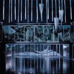 """С.Болдырев """"Эскиз декорации к балету """"Сон в летнюю ночь"""" на музыку Ф.Мендельсона"""" 2012"""