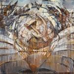 """Валерий Кошляков """"Герб"""" 2006"""