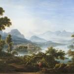 """Фёдор Матвеев """"Lago Maggiore» 1812"""