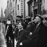 """Евгений Халдей """"День первый (Никольская улица). Москва, 22 июня 1941 года"""""""