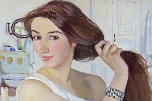22 декабря (10 декабря по ст.стилю) 1884 года родилась Зинаида Евгеньевна Серебрякова