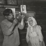 Аркадий Шайхет «Лампочка Ильича» Село Кашино, 1925