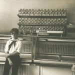"Александр Сигидин ""Ожидание"" Днепропетровск, Украинская ССР 1980-е"