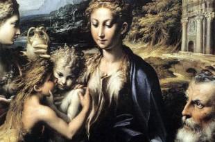 11 января 1503 года родился Джироламо Франческо Мария Маццола, известный как Пармиджанино