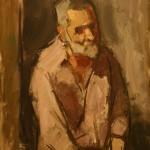 """Михаил Бабенков """"Автопортрет"""" 2010"""