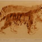 """Ирина Маковеева """"Два тигра"""" 2002"""