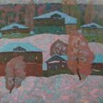 "Владимир Хамков ""Зимний вечер"" 2012"