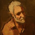 """Михаил Бабенков """"Автопортрет"""" 2011"""