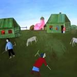 "Алексей Новиков ""Там на лугу"" 2014"