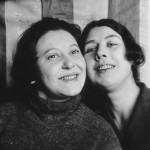 Варвара Степанова и Любовь Попова
