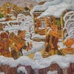 """Дмитрий Холин """"Масленица. Пятница-тёщины вечёрки"""" 2011"""